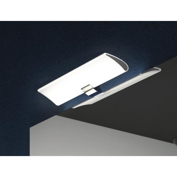 MIRACLE LED valgusti 7W, 300x46x114mm, kroom