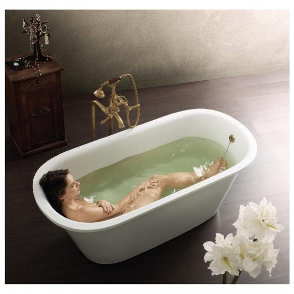 kivimassa kylpyamme Varia Round
