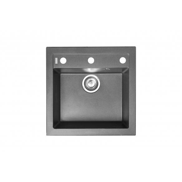 keittiöallas Alveus Formic 20-G91, musta