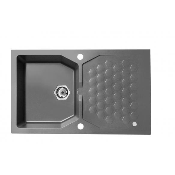 keittiöallas Alveus Sensual 30-G04M, steel