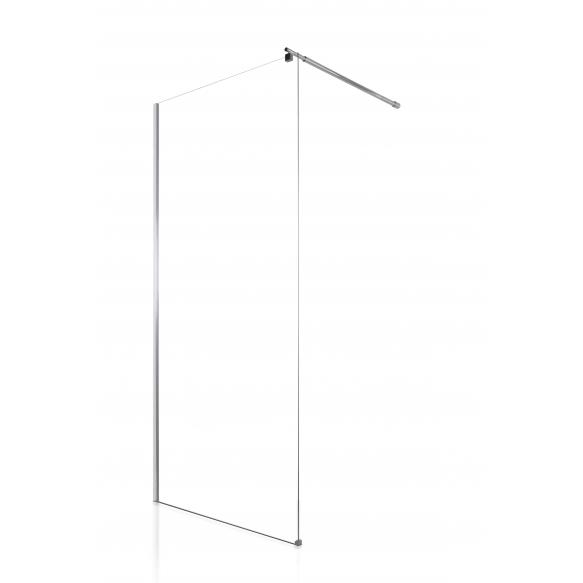 suihkuseinä Interia Lilly RSW-LIL-90, 90x190 cm, kirkas lasi