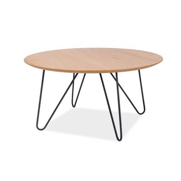 kahvipöytä Scandic, halk. 80 cm