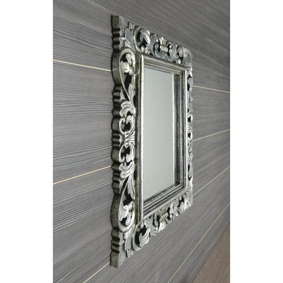 peili Samblung, 60x80 cm, antiikkihopea