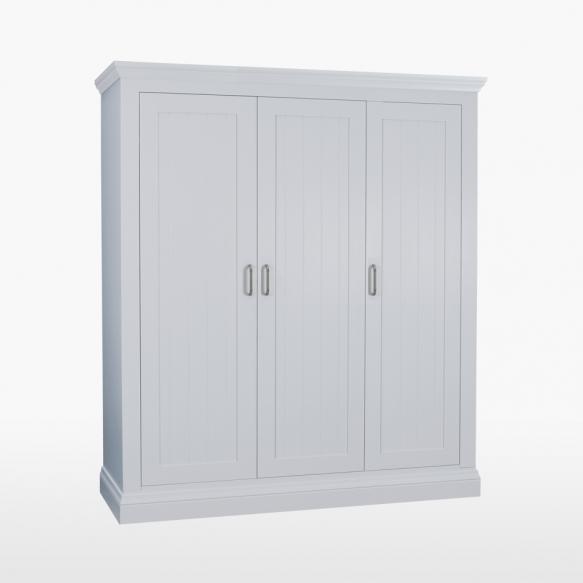 vaatekaappi 3 ovella