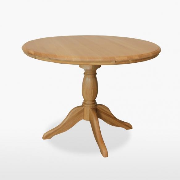 pieni pyöreä ruokapöytä Lamont