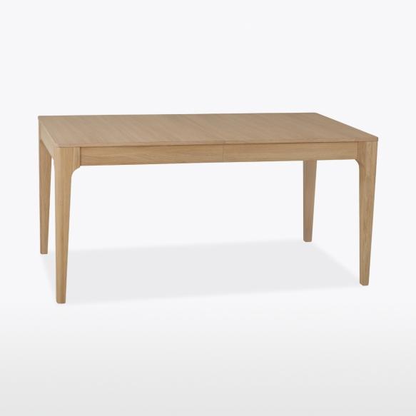 jatkettava ruokapöytä Mia, 160/200 cm