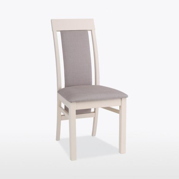tuoli Lucca, nahkapehmusteinen