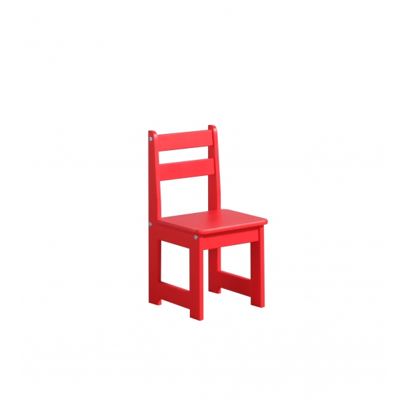 "tuoli ""Baby"", punainen"