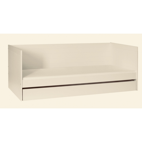 sänky Royal, 200x90 cm, beige
