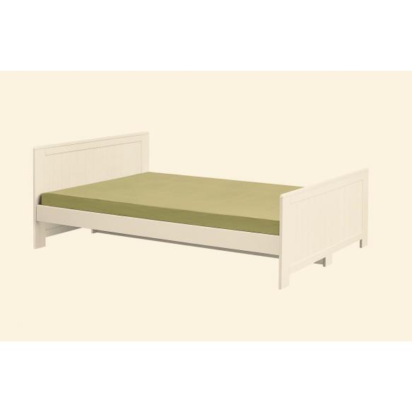 sänky Blanco, 200x140 cm, beige
