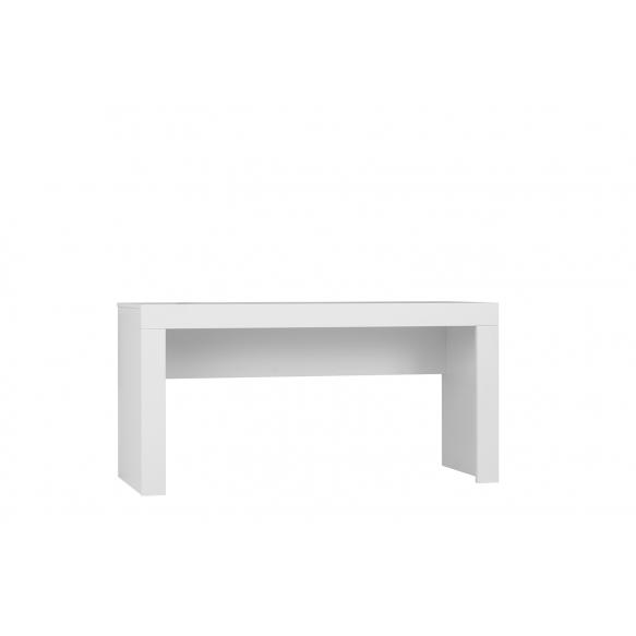 kirjoituspöytä Calmo, valkoinen