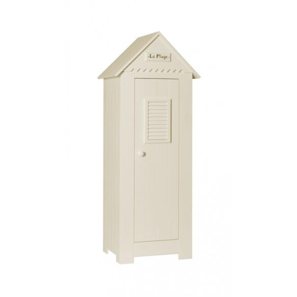 1-ovinen vaatekaappi Marseilles, beige