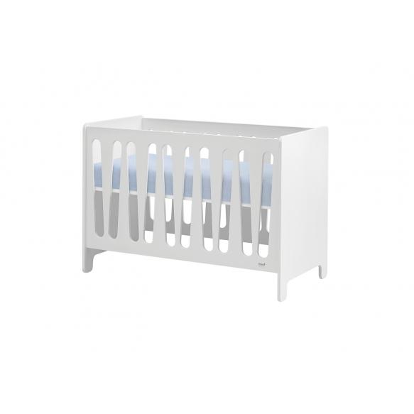 vauvansänky Moon, 120x60, sänkylaatikko ei kuulu hintaan