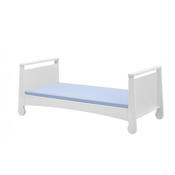 vauvansänky-sänky Parole, 140x70, valkoinen