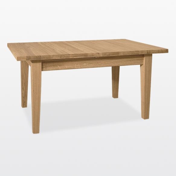 jatkettava ruokapöytä Windsor, 1 jatkokappaleella 150/190 cm