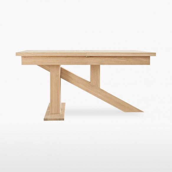 jatkettava ruokapöytä Quercia 152/213 cm