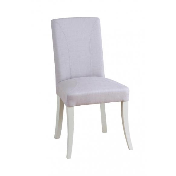 tuoli Balmoral, tekstiilipäällysteellä