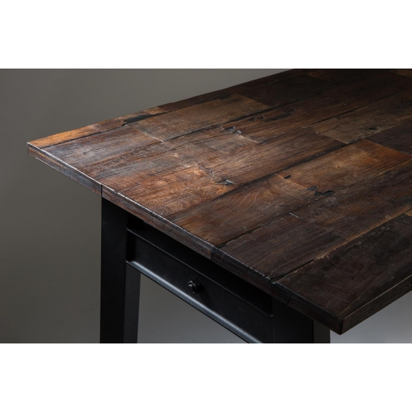 ruokapöytä Crude, 180x90 cm