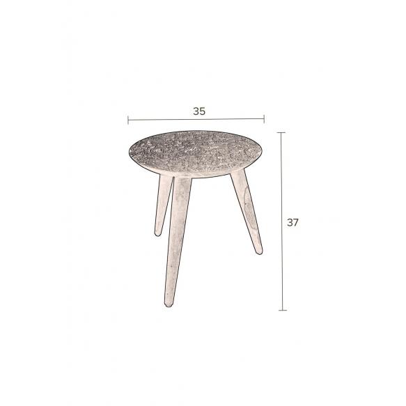 apupöytä By Hand, M