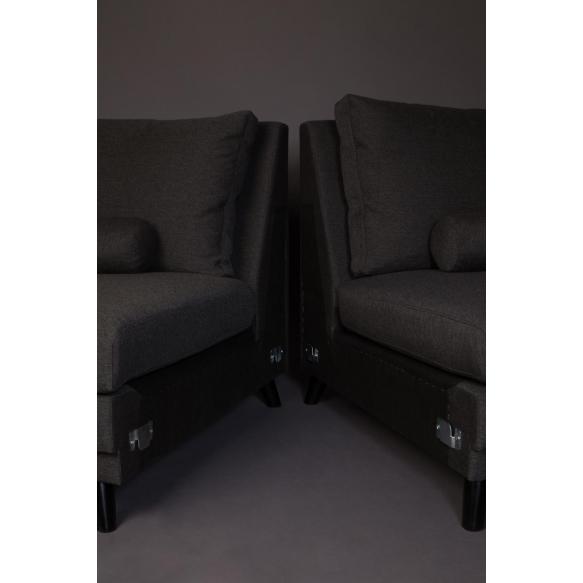 sohva Linde, tummanharmaa
