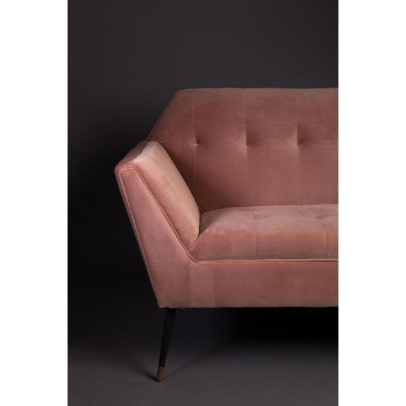 sohva Kate, roosa