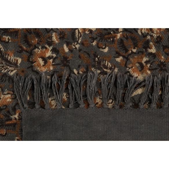 matto Indian 120x180, harmaa