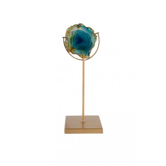 kynttilänjalka Gem, sininen