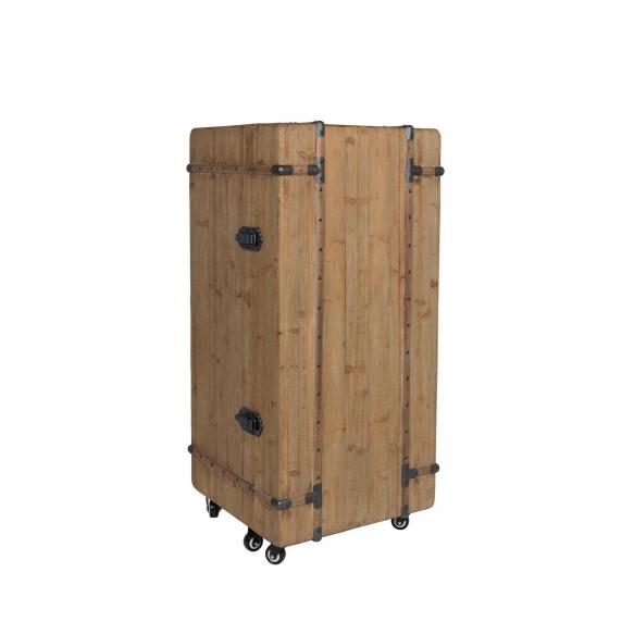 pyörillä varustettu viinikaappi Lico