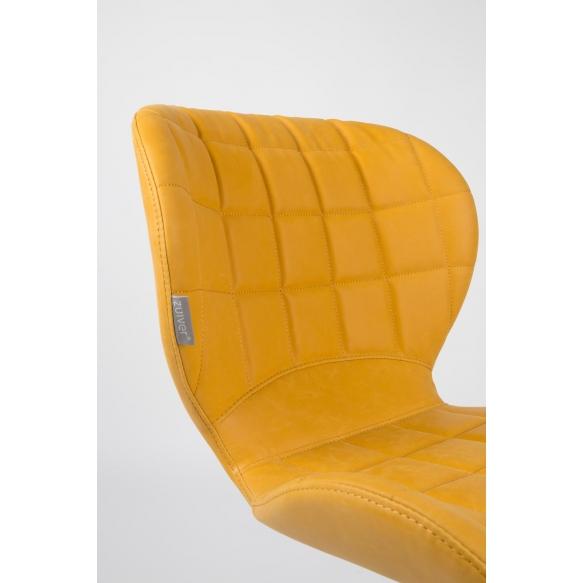 tuoli Omg LL, keltainen