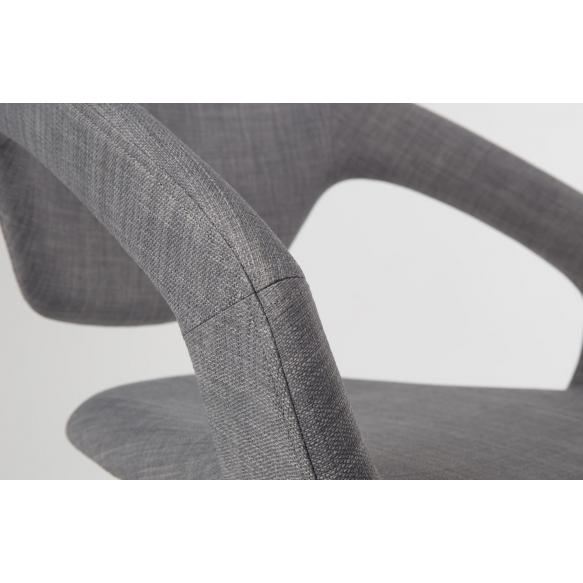 käsinojallinen Flexback, natural/harmaa