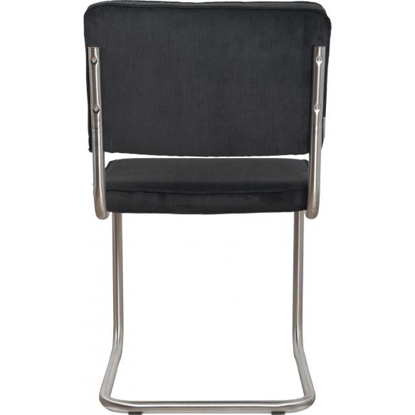 tuoli Ridge Brushed, musta 7A