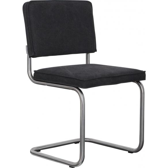 tuoli Ridge Brushed Vintage, tummanharmaa