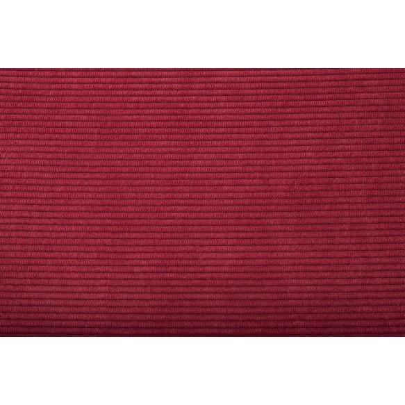 käsinojallinen Ridge Rib, punainen 21A