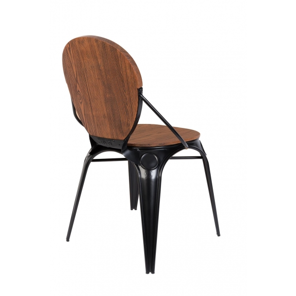 tuoli Louix, antiikkimusta
