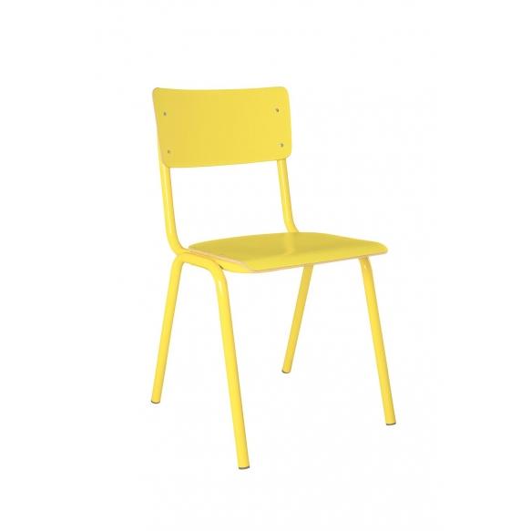 tuoli Back to School, keltainen