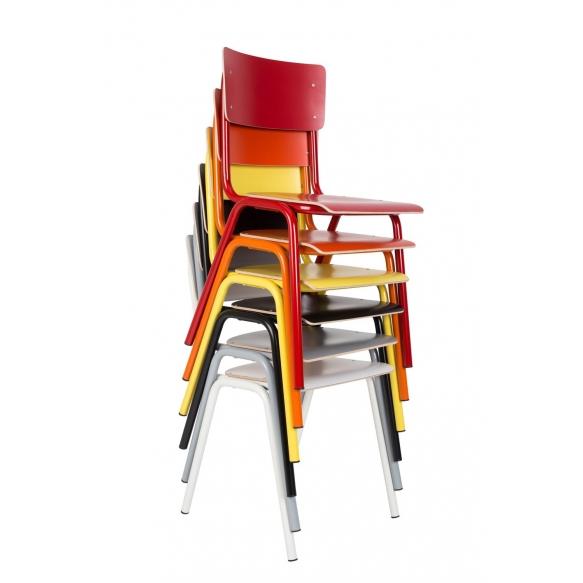 tuoli Back to School, punainen