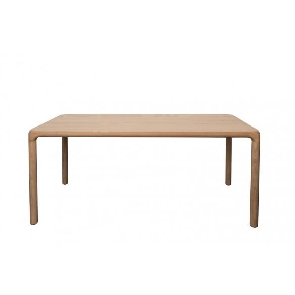 ruokapöytä Storm Natural 220x90 cm