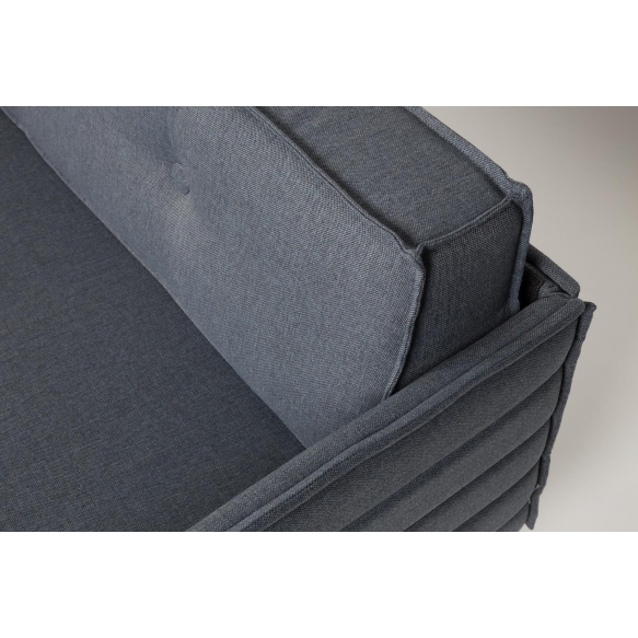 3-paikkainen sohva Jaey, comfort harmaa/sininen 81
