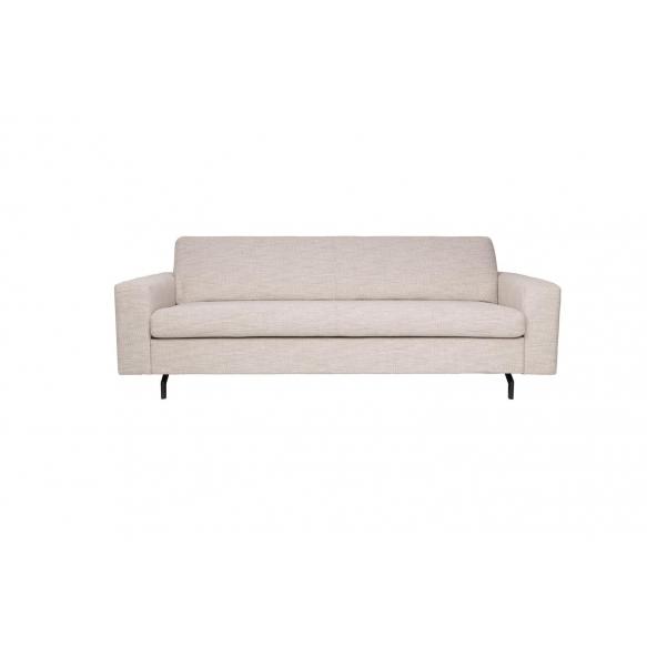 2,5-paikkainen sohva Jean, latte