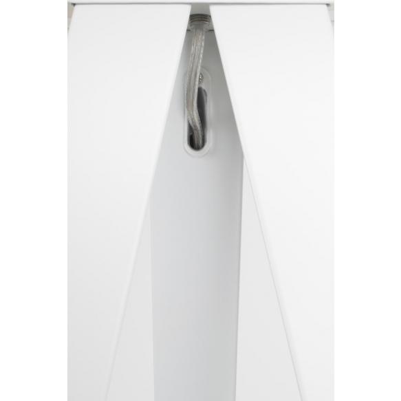 lattialamppu Tripod, valkoinen