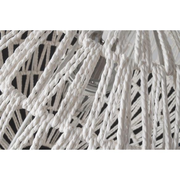 kattolamppu Cable 60, valkoinen