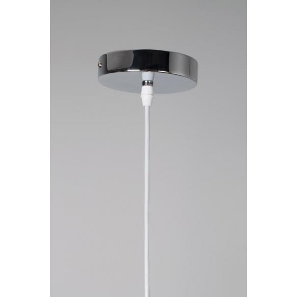 kattolamppu Cable Drop, valkoinen