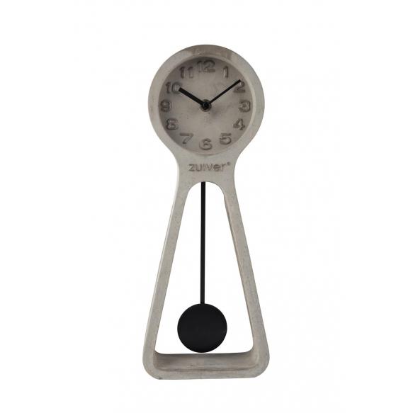 pöytäkello Pendulum Time, sementti