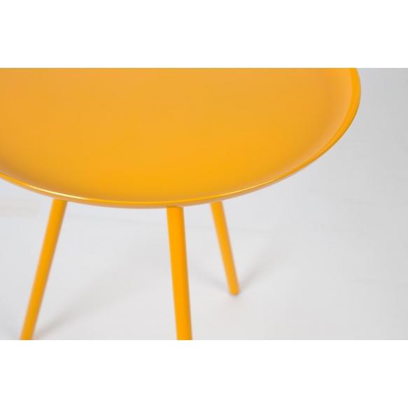 apupöytä Frost, oranssi