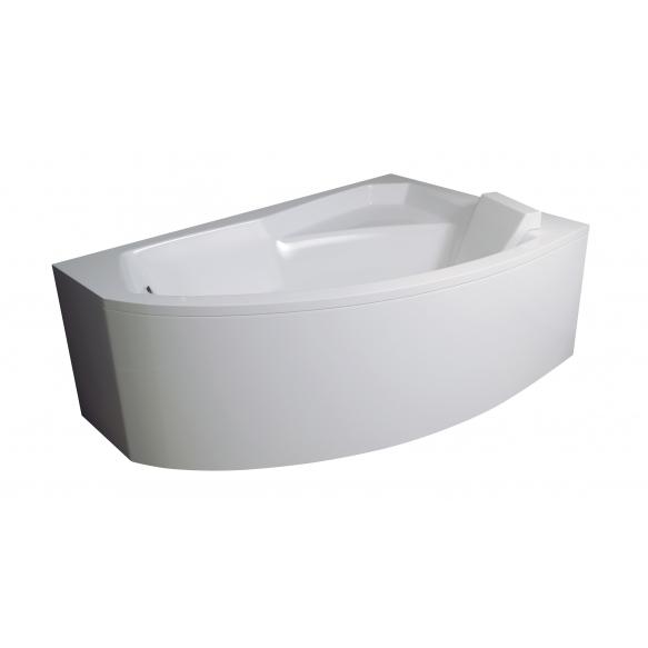 kylpyamme Interia Bella 170L, 215 l, 1700 x 1100 mm, vasen