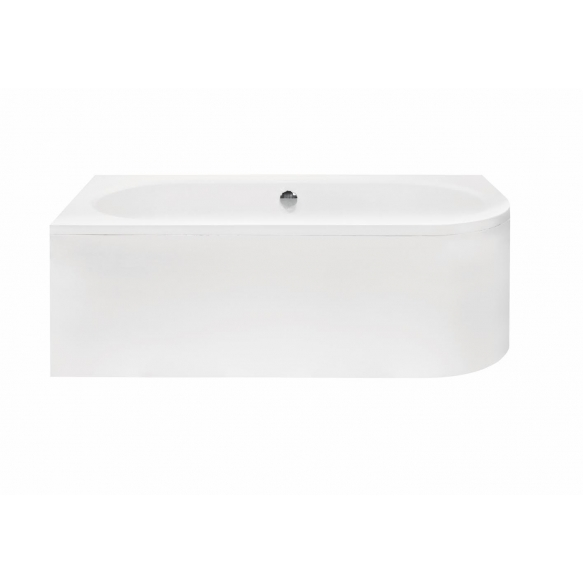 kylpyamme Interia Avito 150 L, 165 l, 1500 x 750 mm, vasen