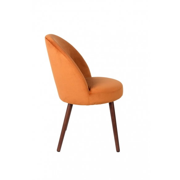 tuoli Barbara, oranssi
