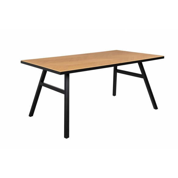 ruokapöytä Seth, 180x90, tammi