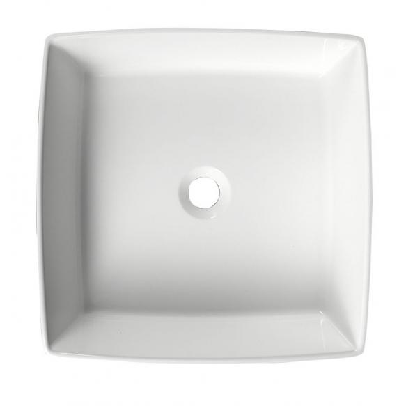 Pesuallas Interia Crox, 400x400x140mm, valkoinen