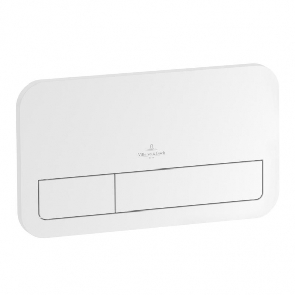 huuhtelupainike Villeroy & Boch ViConnect E200 valkoinen